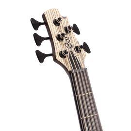 Бас гітара CORT A5 Ultra Ash (Etched Natural Black), фото 5