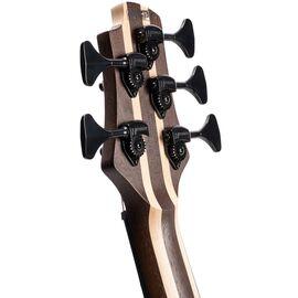 Бас гітара CORT A5 Ultra Ash (Etched Natural Black), фото 6