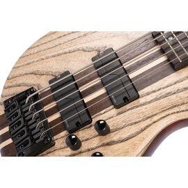 Бас гітара CORT A5 Ultra Ash (Etched Natural Black), фото 7