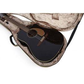 Кейс для 12-струнної акустичної гітари GATOR GTR-DREAD12-TAN Tan Transit Lightweight Dreadnought Guitar Case, фото 15