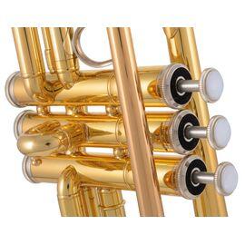 Труба YAMAHA YTR-4435GII C/Bb Trumpet, фото 3