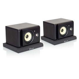 Ізоляційні прокладки для студійних моніторів GATOR FRAMEWORKS GFW-ISOPAD-LG Studio Monitor Isolation Pads - Large, фото