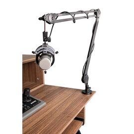 Пантограф стійка для мікрофона GATOR FRAMEWORKS GFWMICBCBM2000 Desktop Mic Boom Stand, фото 10