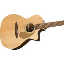 Електроакустична гітара FENDER NEWPORTER PLAYER NATURAL WN, фото 4