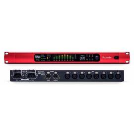 Передпідсилювач мікрофонний FOCUSRITE RedNet MP8R, фото 3