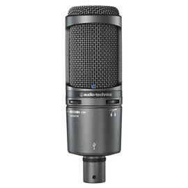 Микрофон AUDIO-TECHNICA AT2020USB+, фото