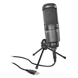 Микрофон AUDIO-TECHNICA AT2020USB+, фото 2