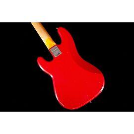 Бас-гітара FENDER CUSTOM SHOP 1959 PRECISION BASS JOURNEYMAN RELIC AGED DAKOTA RED, фото 9