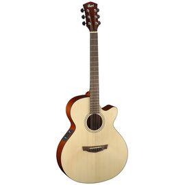 Электроакустическая гитара (SFX1F NS) CORT SFX1F (Natural Satin), фото