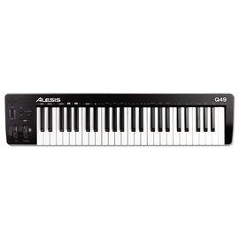 MIDI клавиатура ALESIS Q49 MKII, фото