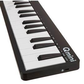 Компактна MIDI клавіатура ALESIS Q Mini, фото 6