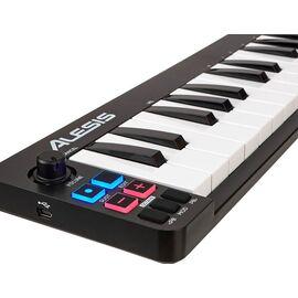 Компактна MIDI клавіатура ALESIS Q Mini, фото 7