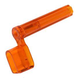 Ключ для намотки струн MAXTONE GWC15 (Orange) Stringwinder, фото