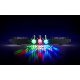 DJ контролер з вбудованим світловим шоу NUMARK PARTY MIX II, фото 5