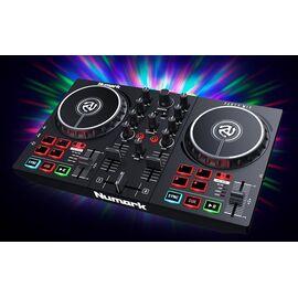 DJ контролер з вбудованим світловим шоу NUMARK PARTY MIX II, фото 7
