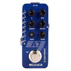 Гітарна педаль ревербератор MOOER A7 Ambiance, фото