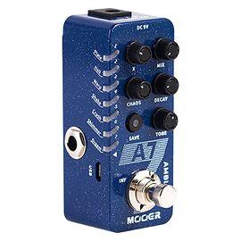 Гітарна педаль ревербератор MOOER A7 Ambiance, фото 3