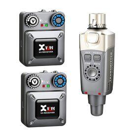 Бездротова система персонального моніторингу XVIVE U4R2 In-Ear Monitor Wireless System, фото