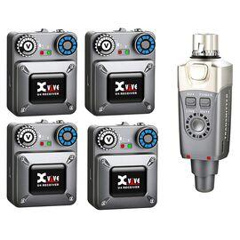 Бездротова система персонального моніторингу XVIVE U4R4 In-Ear Monitor Wireless System, фото