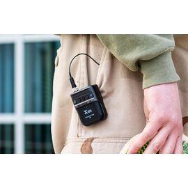 Бездротова система з петличні мікрофоном для DSLR камери XVIVE U5 Wireless Audio for Video System, фото 2