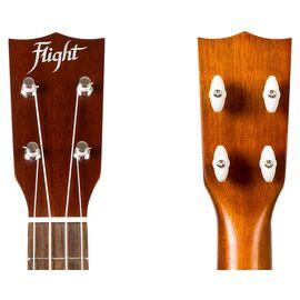 Укулеле концерт Flight MUC-2 Mahogany, фото 3
