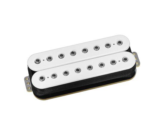 Звукосниматель для гитары DIMARZIO DP811WH IONIZER 8 BRIDGE (WHITE), фото 1
