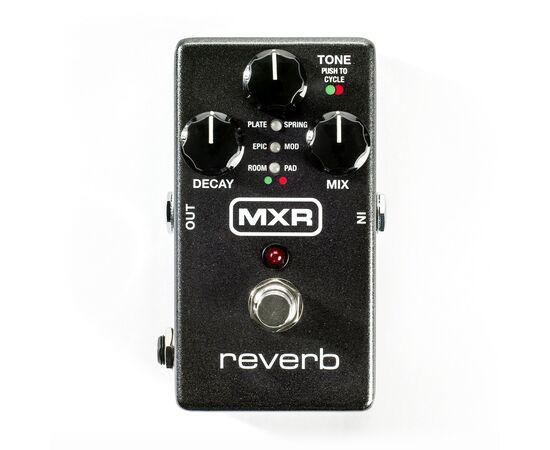 Гитарная педаль эффектов ревербератор DUNLOP M300 MXR REVERB, фото 1