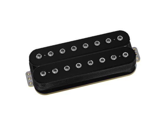 Звукосниматель для гитары DIMARZIO DP809BK IONIZER 8 NECK (BLACK), фото 1