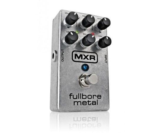 Педаль эффектов DUNLOP M116 MXR FULLBORE METAL, фото 1