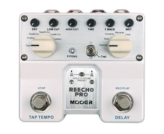 Гитарный эффект MOOER REECHO PRO, фото 1
