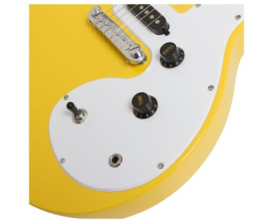 Електрогітара EPIPHONE LES PAUL SL SUNSET YELLOW, фото 3