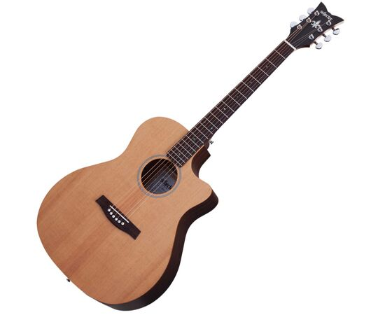 Акустична гітара SCHECTER DELUXE ACOUSTIC NS, фото