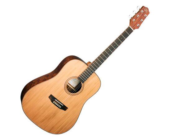 Акустическая гитара SX DG35R+, фото