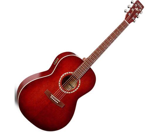 Акустическая гитара ART&LUTHERIE 032990 Folk Spruce Burgundy QI 372/465 2739, фото