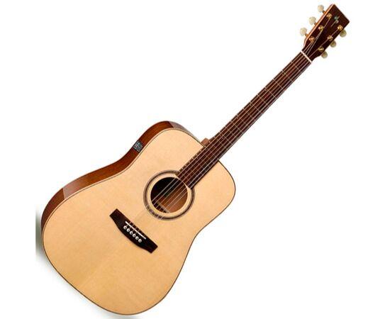 Акустическая гитара S&P 033263 Showcase Mahogany A6T with DLX TRIC, фото