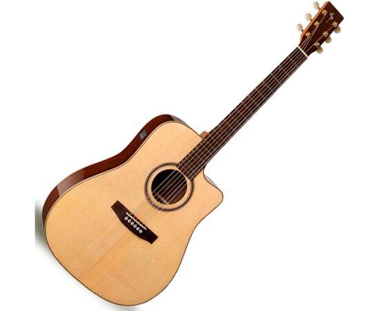 Акустична гітара S & P 033300 Showcase CW Rosewood A6T with DLX TRIC, фото