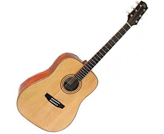 Акустическая гитара SX DG30+, фото
