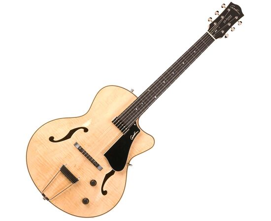 Електрогітара GODIN 036516 5Th Avenue Jazz Natural Flame AAA with TRIC, фото