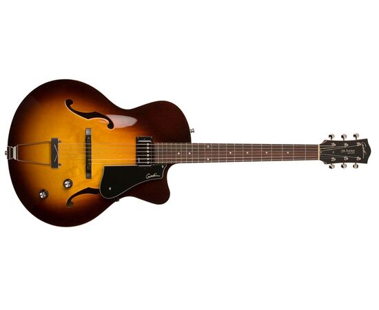 Электрогитара GODIN 036653 5Th Avenue Composer Sunburst GT with TRIC, фото 2