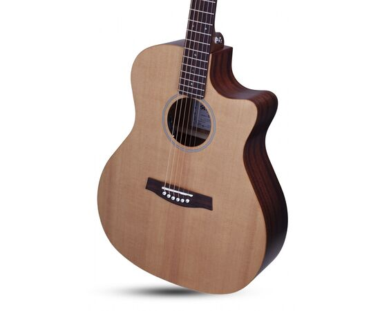 Акустична гітара SCHECTER DELUXE ACOUSTIC NS, фото 4