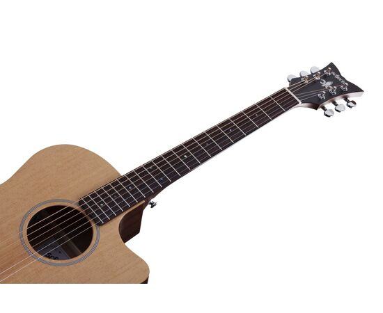Акустична гітара SCHECTER DELUXE ACOUSTIC NS, фото 7