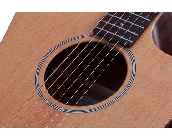 Акустична гітара SCHECTER DELUXE ACOUSTIC NS, фото 6