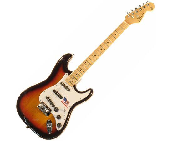 """Електрогітара (копія """"Fender Stratacaster"""") SX FST / ALDER / 3TS, фото"""