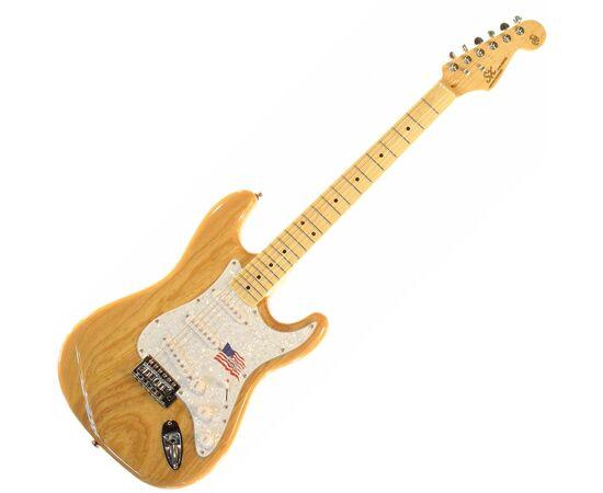 "Електрогітара (копія ""Fender Stratacaster"") SX FST / ASH / NA, фото"