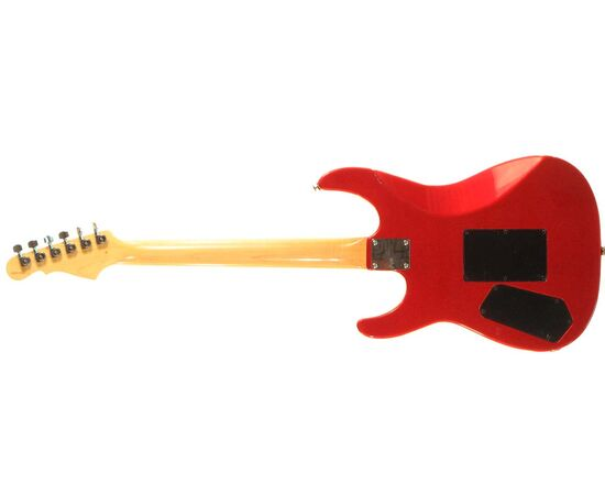 Электрогитара G&L INVADER (Candy Apple Red, Rosewood). № CLF51033, фото 3