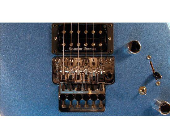 Электрогитара G&L INVADER (Lake Placid Blue, Rosewood). №CLF51034, фото 5