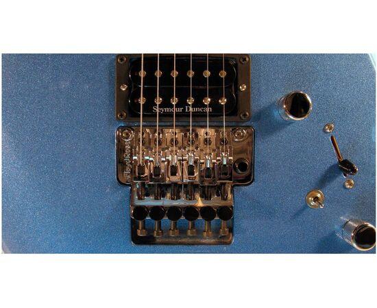 Электрогитара G&L INVADER (Lake Placid Blue, rosewood) (+HOT RAILS). № CLF52384, фото 5