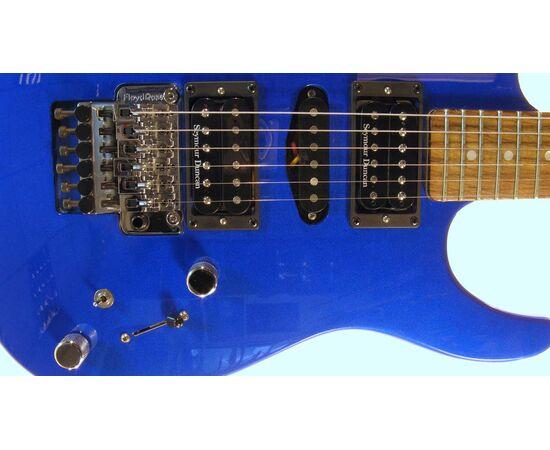 Электрогитара G&L INVADER Plus (Electric Blue. rosewood). № CLF51036, фото 4