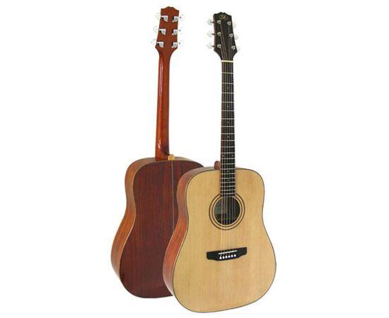 Акустическая гитара SX DG30+, фото 2