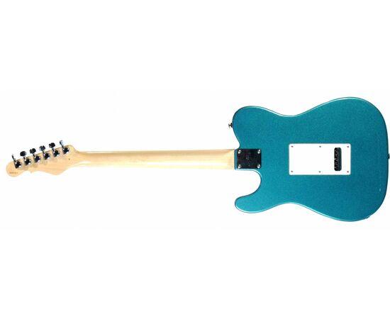 Электроогитара G&L ASAT Z3 (Emerald Blue. 3-ply Pearl.rosewood) № CLF51011, фото 3